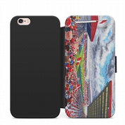 pittodrie  faux leather case